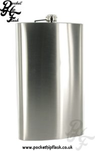 64oz Stainless Steel hip Flask