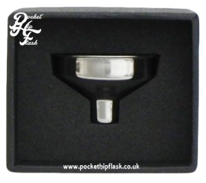 Stainless Steel Funnel In Gift Box