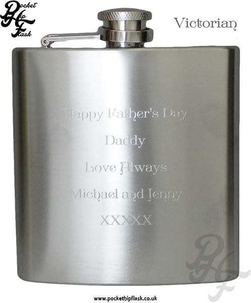 Victorian-Hip-Flask-Engraving-Example-2