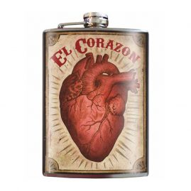 El-Corazon,-The-Heart-8oz-Stainless-Steel-Hip-Flask
