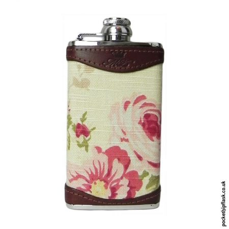 4oz-Ladies-Rose-Luxury-Leather-Hip-Flask