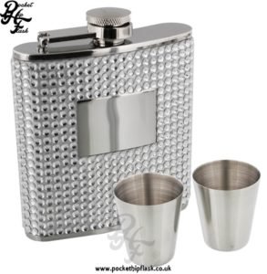 Girly Hip Flask