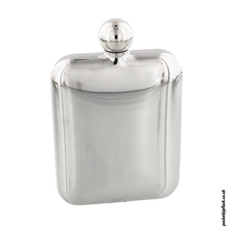 6oz-Stainless-Steel-Cushion-hip-flask-with-round-top