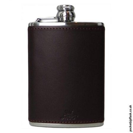 8oz-Burgundy-Luxury-Leather-Hip-Flask