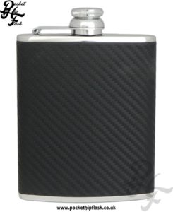 Luxury Leather Hip Flasks UK