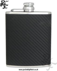 Luxury Leather Hip Flasks UK
