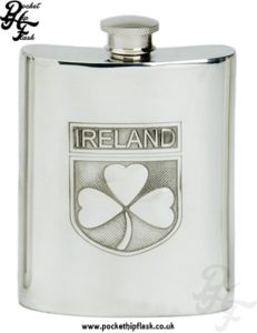 Irish Hip Flasks
