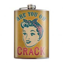 Are-you-on-Crack-8oz-Stainless-Steel-Hip-Flask
