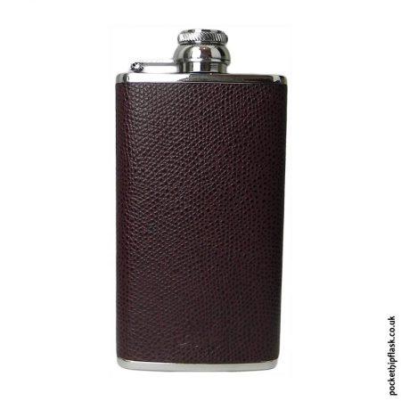 4oz-Ladies-Purple-Luxury-Leather-Hip-Flask