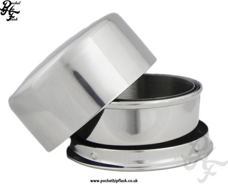 stainless steel collapsible cup 1