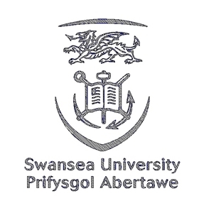 swansea uni engraving logo