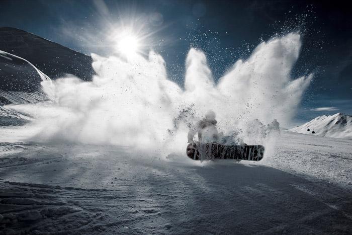 Hip Flasks for Snowboarding