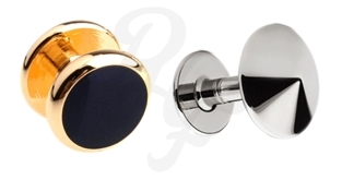 Types of Cufflinks, button cufflink