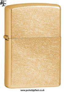 Gold Dust Classic Zippo Lighter