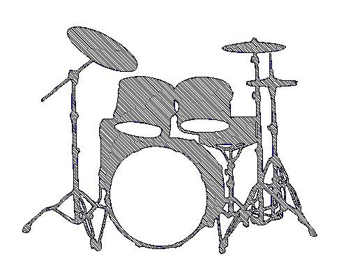 Drum-kit-logo-engraving
