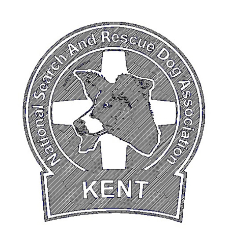 National-search-and-rescue-dog-association-kent-logo-engraving