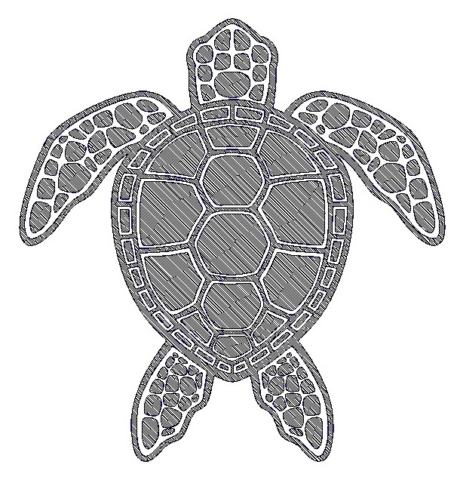 Turtle-logo-engraving
