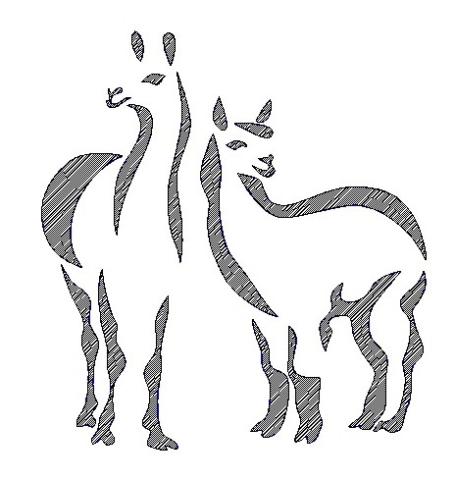 llamas-logo-engraving