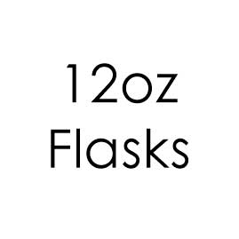 12oz Hip Flasks