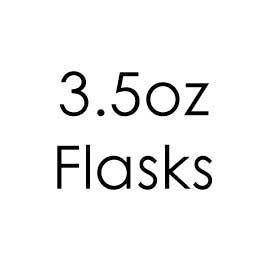 3.5oz Hip Flasks