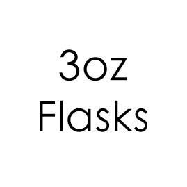 3oz Hip Flasks