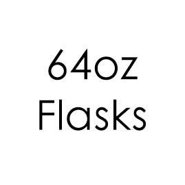 64oz Hip Flasks