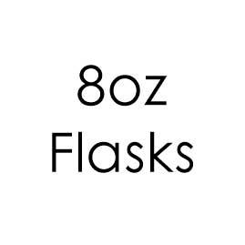 8oz Hip Flasks