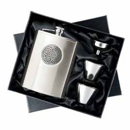 Stainless Steel Hip Flask Gift Sets