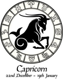 Hip-Flask-Zodiac-Star-Sign-Image-Logo-Capricorn