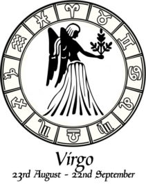 Hip-Flask-Zodiac-Star-Sign-Image-Logo-Virgo