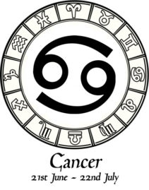 Hip-Flask-Zodiac-Star-Sign-Image-Symbol-Cancer