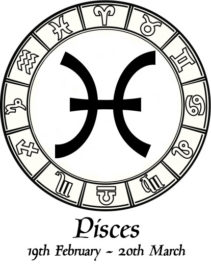 Hip-Flask-Zodiac-Star-Sign-Image-Symbol-Pisces
