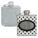 Ladies Stainless Steel Hip Flasks