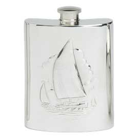 Boating Hip Flasks