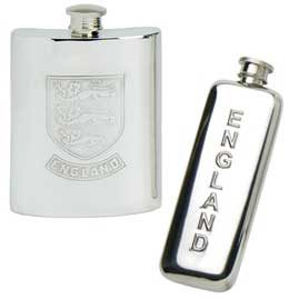 English Hip Flasks