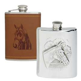 Horse Hip Flasks