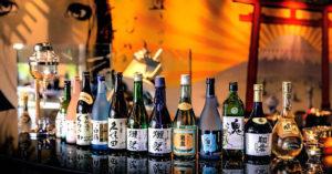 Japan---Sake