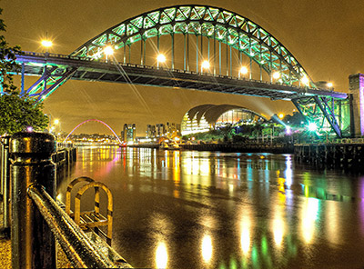 Newcastle-Bridge