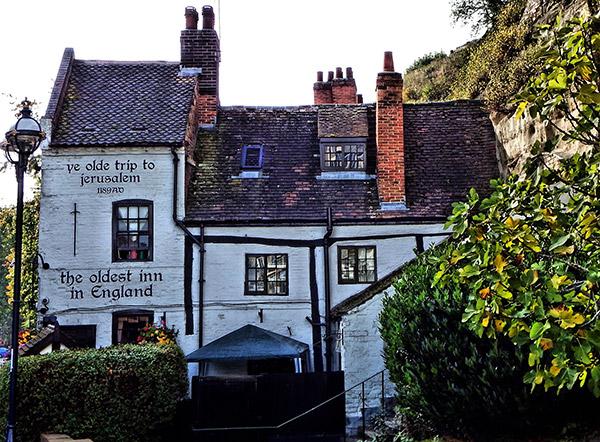 nottingham pub