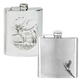 Wildlife/Animal Hip Flasks