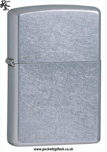 Street Chrome Classic Zippo Lighter