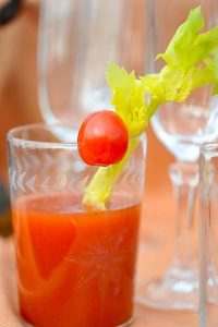 Delightful Vodka Cocktails - Bloody Mary