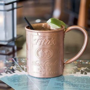 Delightful Vodka Cocktails - Moscow Mule Cocktail