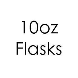 10oz hip Flasks