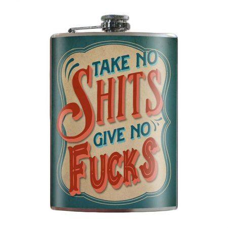 Take-No-Shits-8oz-Stainless-Steel-Hip-Flasks