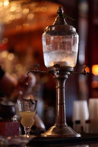 Absinthe Preparation - Absinthe Fountain