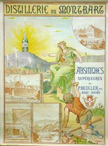 Absinthe Preparation - Absinthe Poster