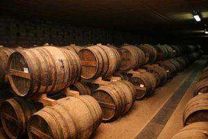 Delicious Brandy - Cognac Barrels