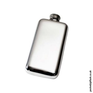 3oz-Plain-Pewter-Cushion-Hip-Flask