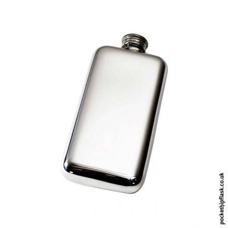 3oz-Plain-Pewter-Cushion-Hip-Flask